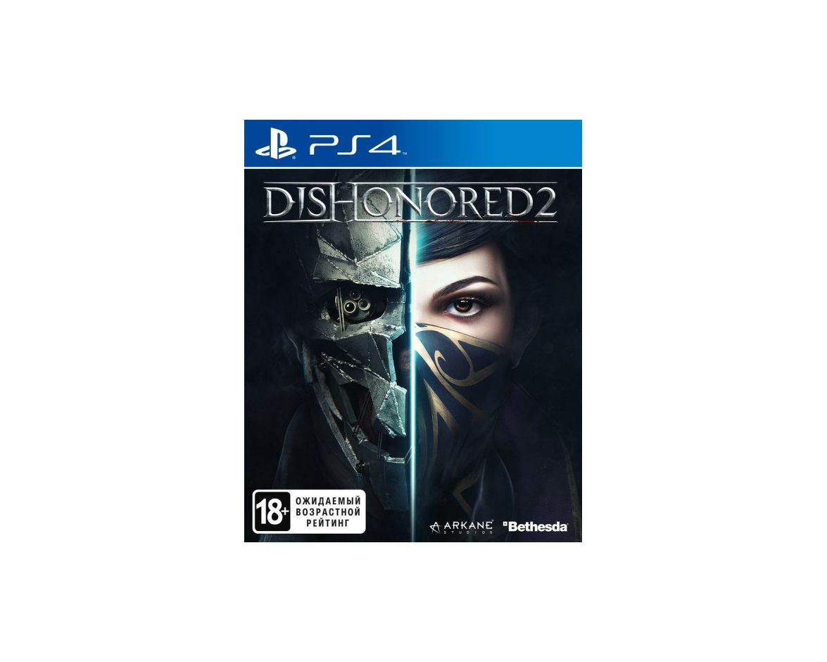 PS 4 Dishonored 2 PS 4