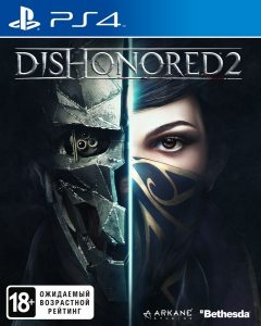 PS 4 Dishonored 2