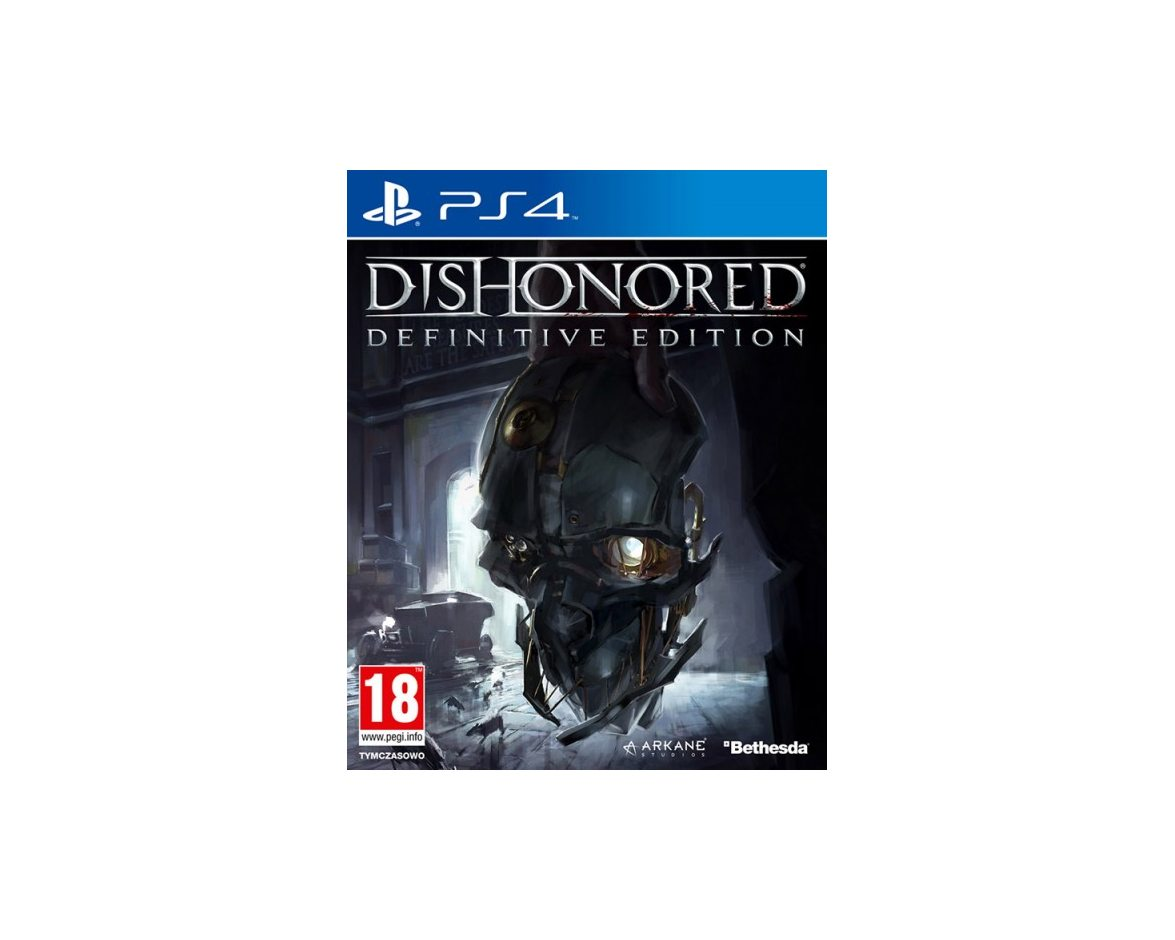 PS 4 Dishonored Definitive Edition PS 4