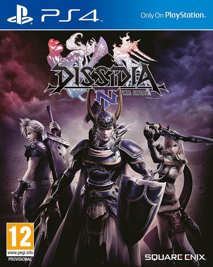 PS 4 Dissidia Final Fantasy NT PS 4