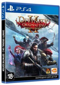 PS 4 Divinity: Original Sin 2 Definitive Edition