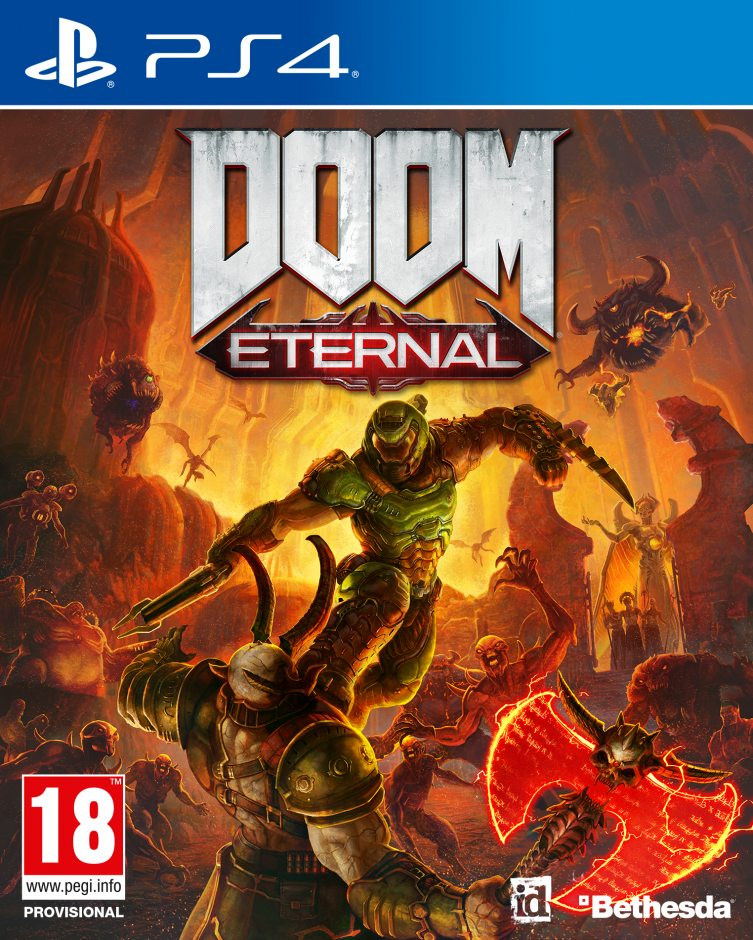 PS 4 DOOM Eternal PS 4