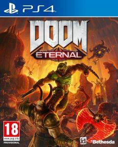 PS 4 DOOM Eternal