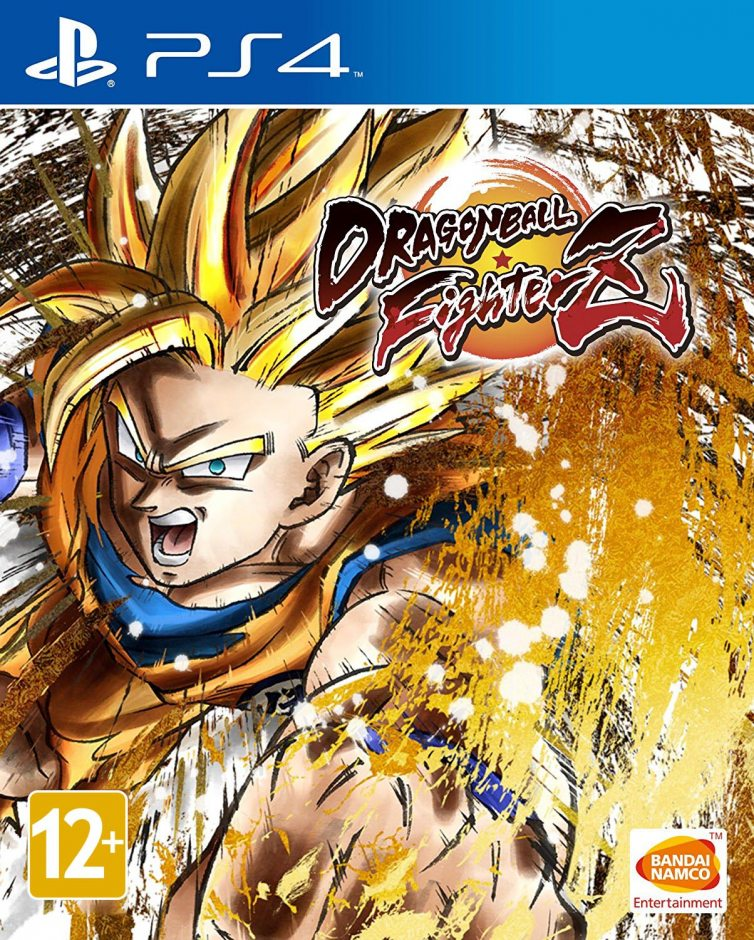 PS 4 Dragon Ball FighterZ PS 4