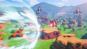 PS 4 Dragon Ball Z: Kakarot PS 4