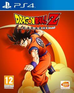 PS 4 Dragon Ball Z: Kakarot