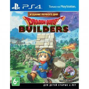 PS 4 Dragon Quest: Builders. Издание первого дня