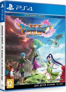 PS 4 Dragon Quest XI: Echoes of an Elusive Age. Издание света