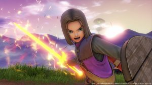 PS 4 Dragon Quest XI: Echoes of an Elusive Age. Издание света PS 4