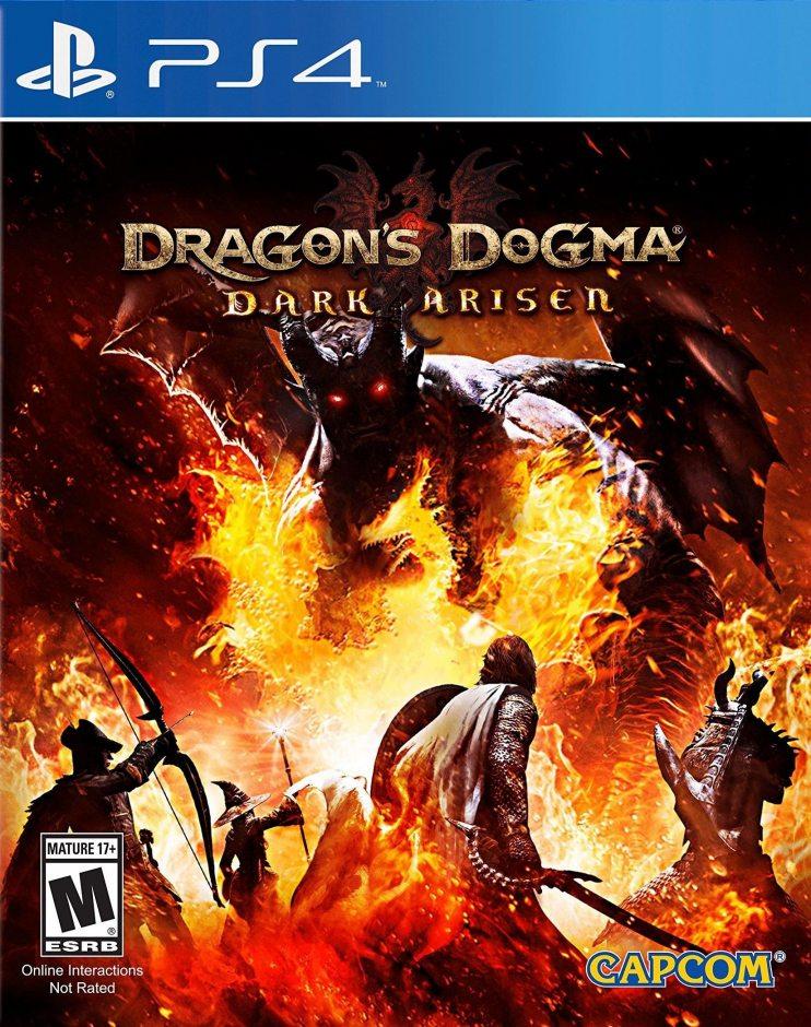 PS 4 Dragon's Dogma: Dark Arisen PS 4