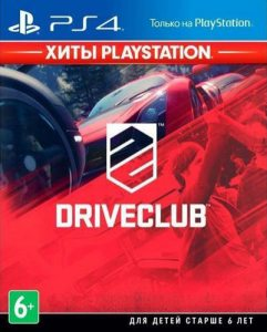PS 4 Driveclub (Хиты PlayStation)