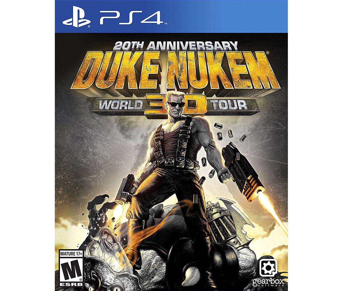 PS 4 Duke Nukem 3D: 20th Anniversary World Tour PS 4