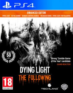PS 4 Dying Light: The Following Enhanced Edition