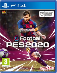 PS 4 eFootball PES 2020
