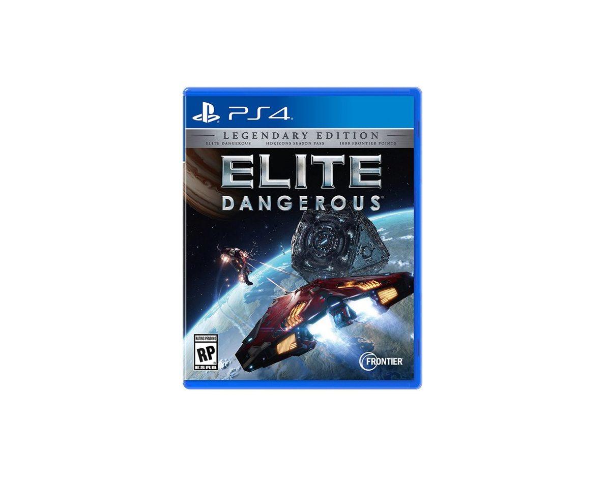 PS 4 Elite Dangerous Legendary Edition PS 4