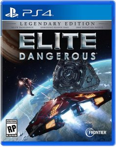 PS 4 Elite Dangerous Legendary Edition