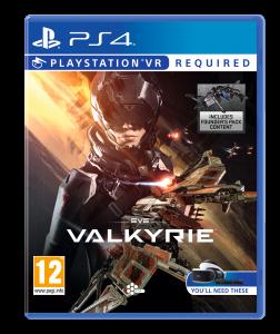 PS 4 Eve Valkyrie (только для VR)