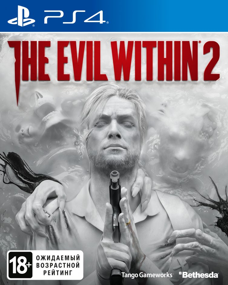 PS 4 Evil Within 2 PS 4