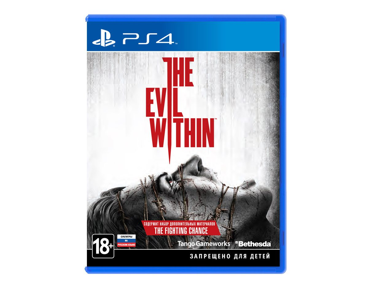 PS 4 Evil Within PS 4