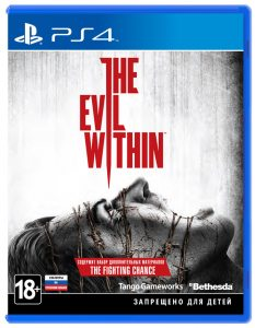 PS 4 Evil Within