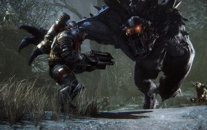 PS 4 Evolve PS 4