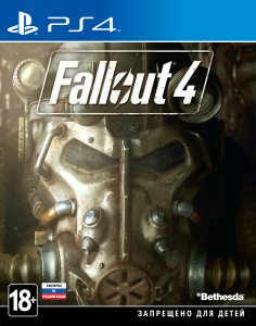 PS 4 Fallout 4