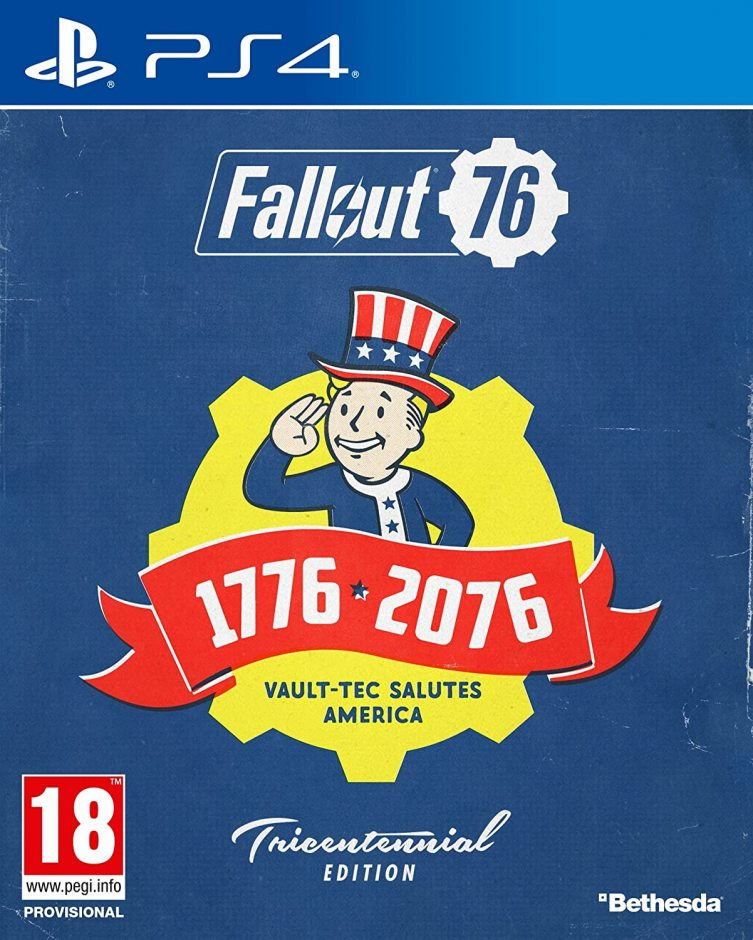PS 4 Fallout 76 Tricentennial Edition PS 4