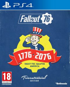 PS 4 Fallout 76 Tricentennial Edition