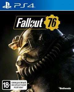 PS 4 Fallout 76
