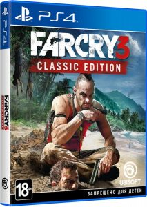 PS 4 Far Cry 3 Classic Edition