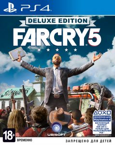 PS 4 Far Cry 5. Deluxe Edition