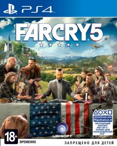 PS 4 Far Cry 5