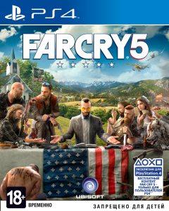 PS 4 Far Cry 5