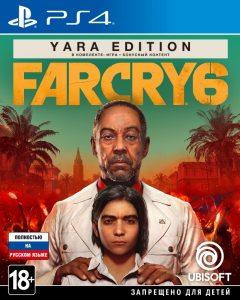 PS 4 Far Cry 6 Yara Edition