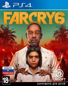 PS 4 Far Cry 6