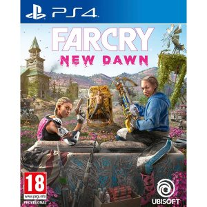PS 4 Far Cry New Dawn