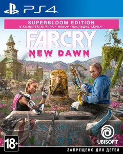 PS 4 Far Cry. New Dawn. Superbloom Edition