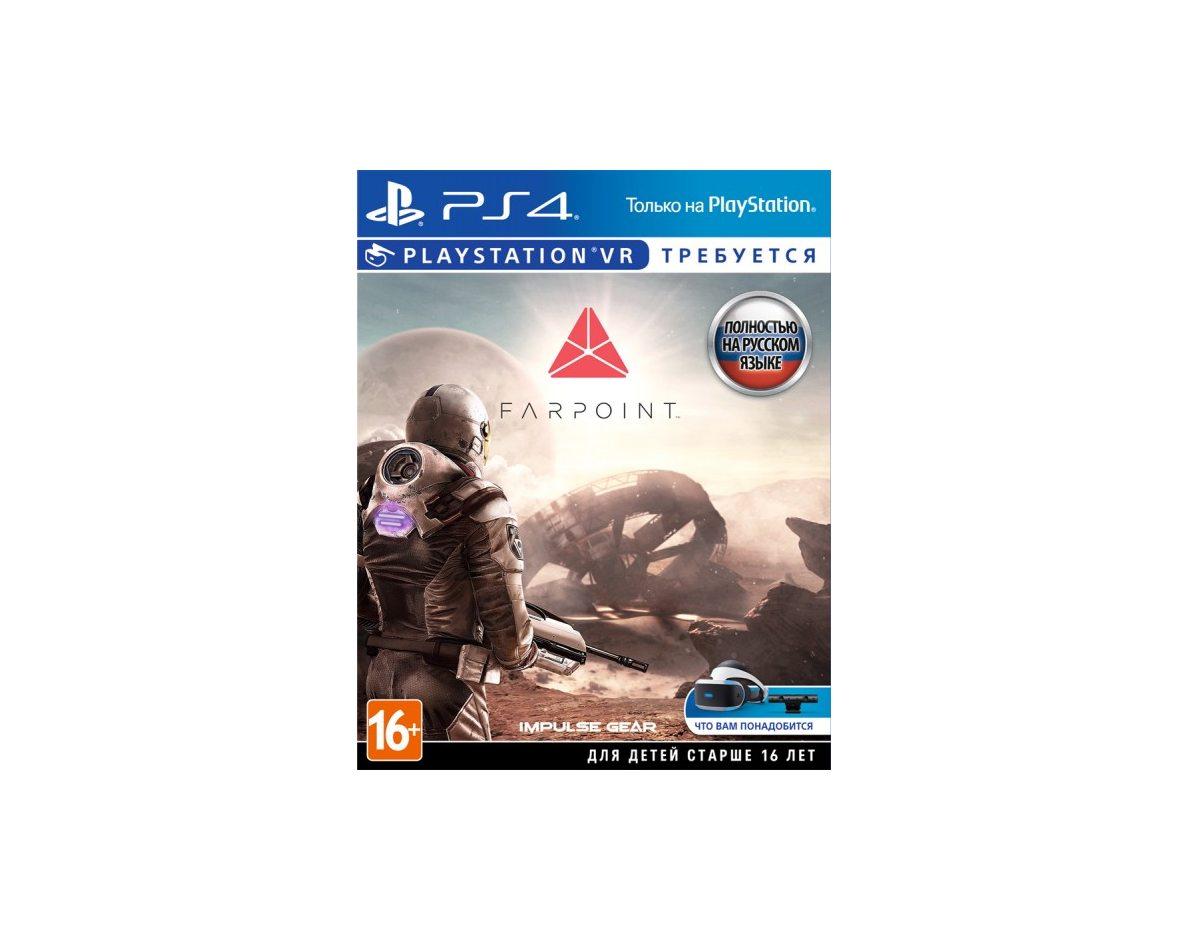 PS 4 Farpoint (только для VR) PS 4