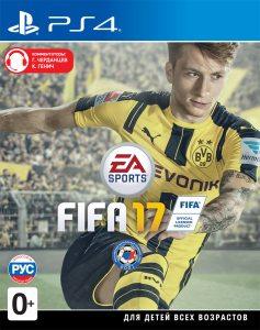 PS 4 FIFA 17
