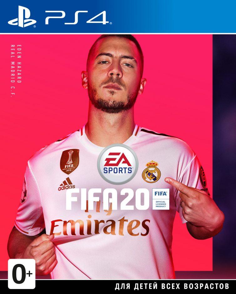 PS 4 FIFA 20 PS 4
