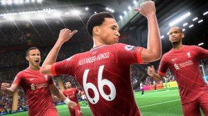PS 4 FIFA 22 PS 4
