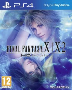 PS 4 Final Fantasy X X-2 HD Remaster