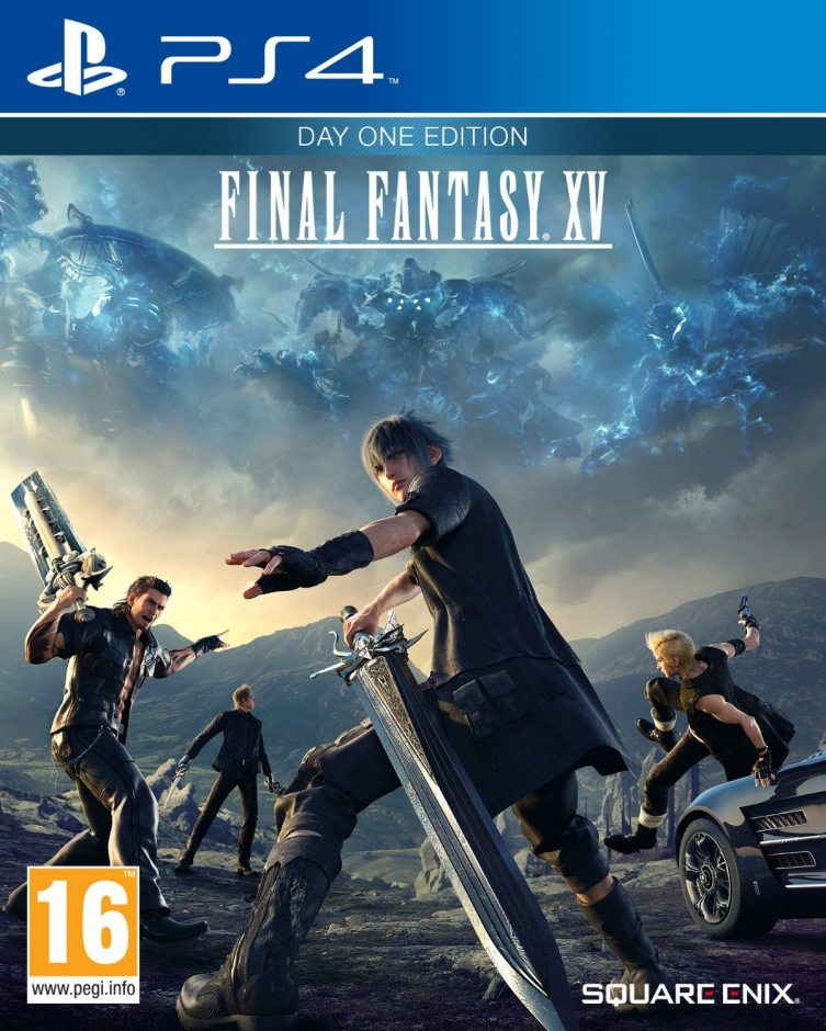 PS 4 Final Fantasy XV Day One Edition PS 4