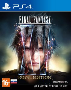 PS 4 Final Fantasy XV. Royal Edition