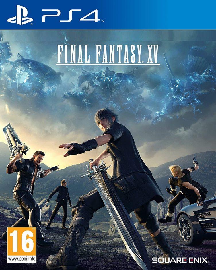 PS 4 Final Fantasy XV PS 4