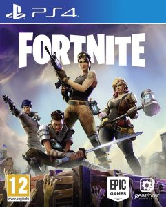 PS 4 Fortnite