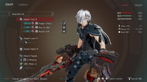 PS 4 God Eater 3 PS 4