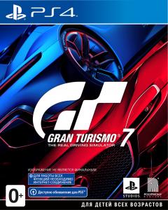 PS 4 Gran Turismo 7