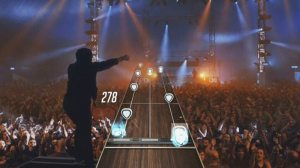 PS 4 Guitar Hero Live (Контроллер Гитара и игра) PS 4