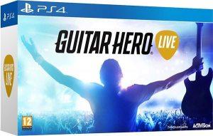 PS 4 Guitar Hero Live (Контроллер Гитара и игра)